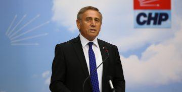 CHP Genel Başkan Yardımcısı Yıldırım Kaya Lozan Açıklaması