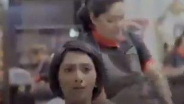Kadına şiddet bu kadar mı güzel anlatılır! Bu videoyu izlerken yüreğiniz titreyecek