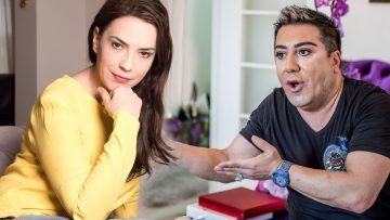 Murat Övüç'ten sahnede Yeşim Salkım'a ağza alınmayacak küfür