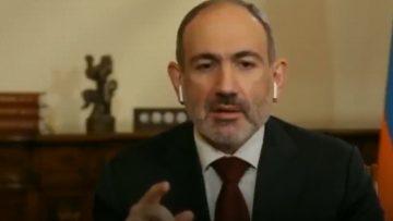 BBC sunucusu Ermenistan Başbakanına İşgalcisiniz