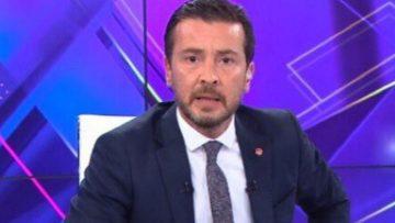 Ersin Düzen'den Fatih Altaylı'ya sert yanıt: İspatla bir daha ekrana çıkmam