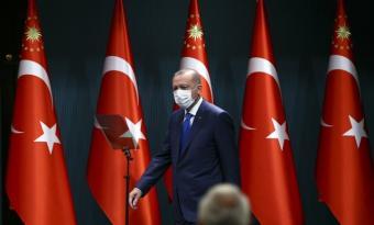 Cumhurbaşkanı Erdoğan, Şehit Aileleri Aradı