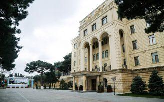 Son Dakika! Azerbaycan Savunma Bakanlığından Açıklama