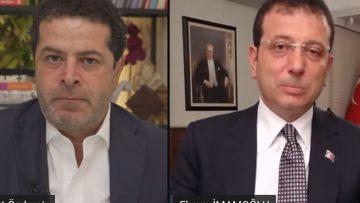 Ekrem İmamoğlu'ndan Çevre ve Şehircilik Bakanı Murat Kurum'a teşekkür