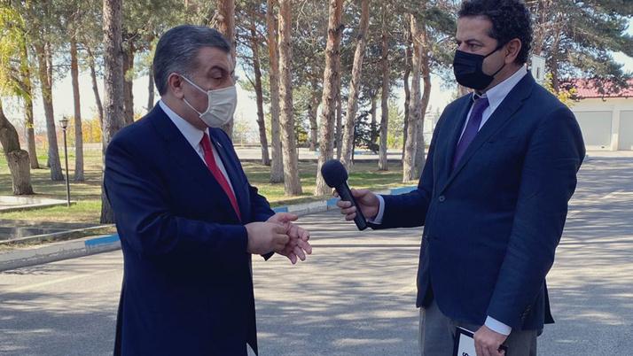 Sağlık Bakanlığı'nda hangi tarikat etkili! Sağlık Bakanı Fahrettin Koca cevap verdi