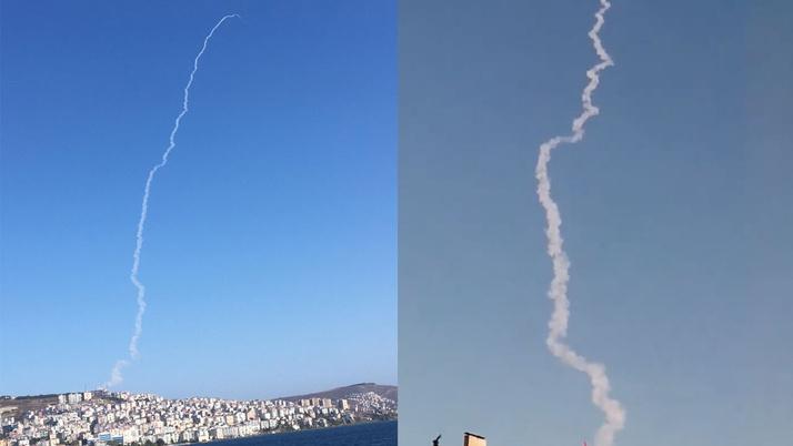 Sinop'ta S-400'ler test atışına başladı iddiası! Sosyal medya bu görüntüyü konuşuyor