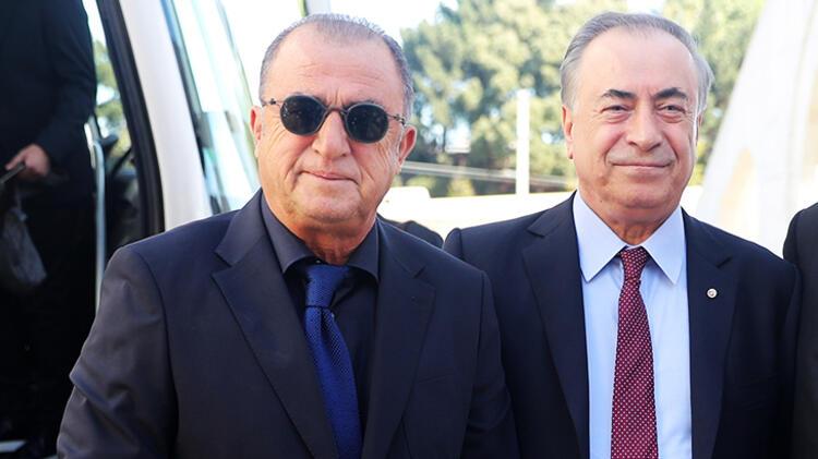 Son Dakika Galatasaray Haberleri | Mustafa Cengiz'den Fatih Terim'e transfer sözü