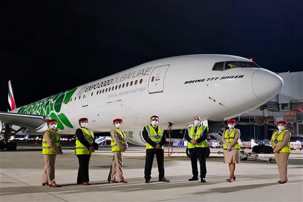 Emirates İstanbul Dubai uçuşlarına yeniden başladı