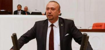 CHP Uşak Milletvekili Yalım, Tunus'a yapılacak 5 milyon dolarlık yardıma tepki gösterdi