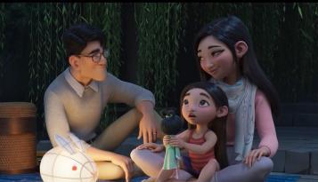 Bir Ay Masalı Fragmanı Glen Keane'den Netflix'e Özel