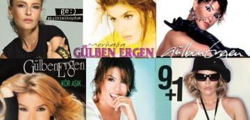 Gülben Ergen albümün tarihini verdi