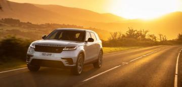 Range Rover Velar Yıl Sonuna Özel Faiz Avantajıyla Showroomlarda