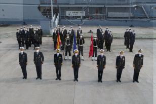 SNMCMG 2 Komutası Deniz Kuvvetlerimizin
