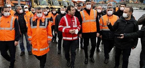 İBB Ekrem İmamoğlu İstanbul Kar Tedbirlerini Anlattı