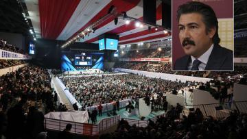 AK Parti'den kongre için koronavirüs eleştirisine yanıt: Yatay çekimden ötürü alan dar olarak görünüyor