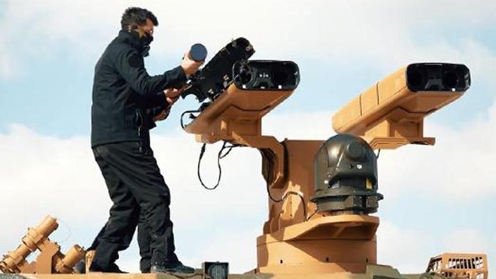 Savunma Sanayii Başkanı İsmail Demir 'SUNGUR' müjdesi verdi