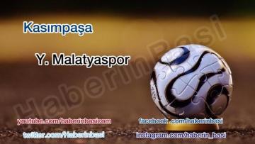 Kasımpaşa Y. Malatyaspor