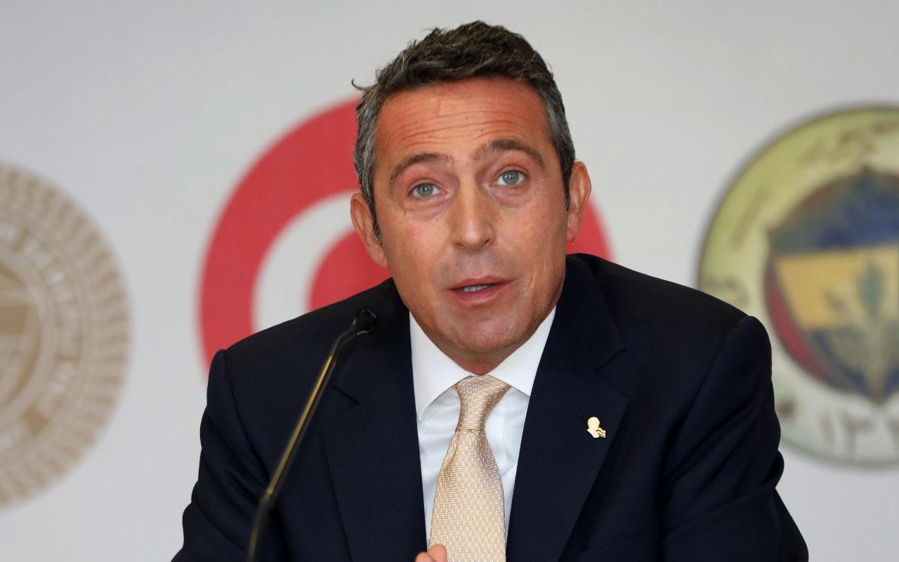 Fenerbahçe Başkanı Ali Koç yeniden aday