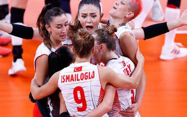Türkiye Çin Tokyo 2020 Yaz Olimpiyatları