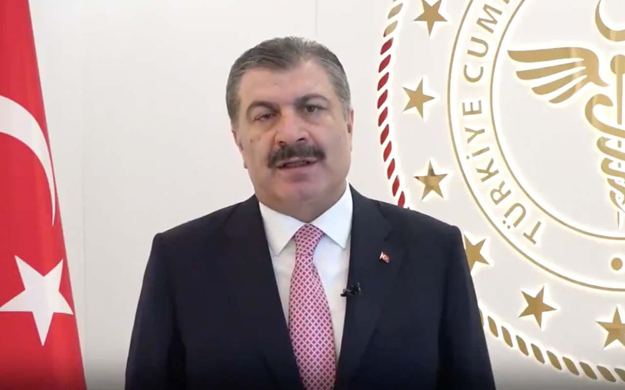 Sağlık Bakanı Fahrettin Koca Bayram Mesajı