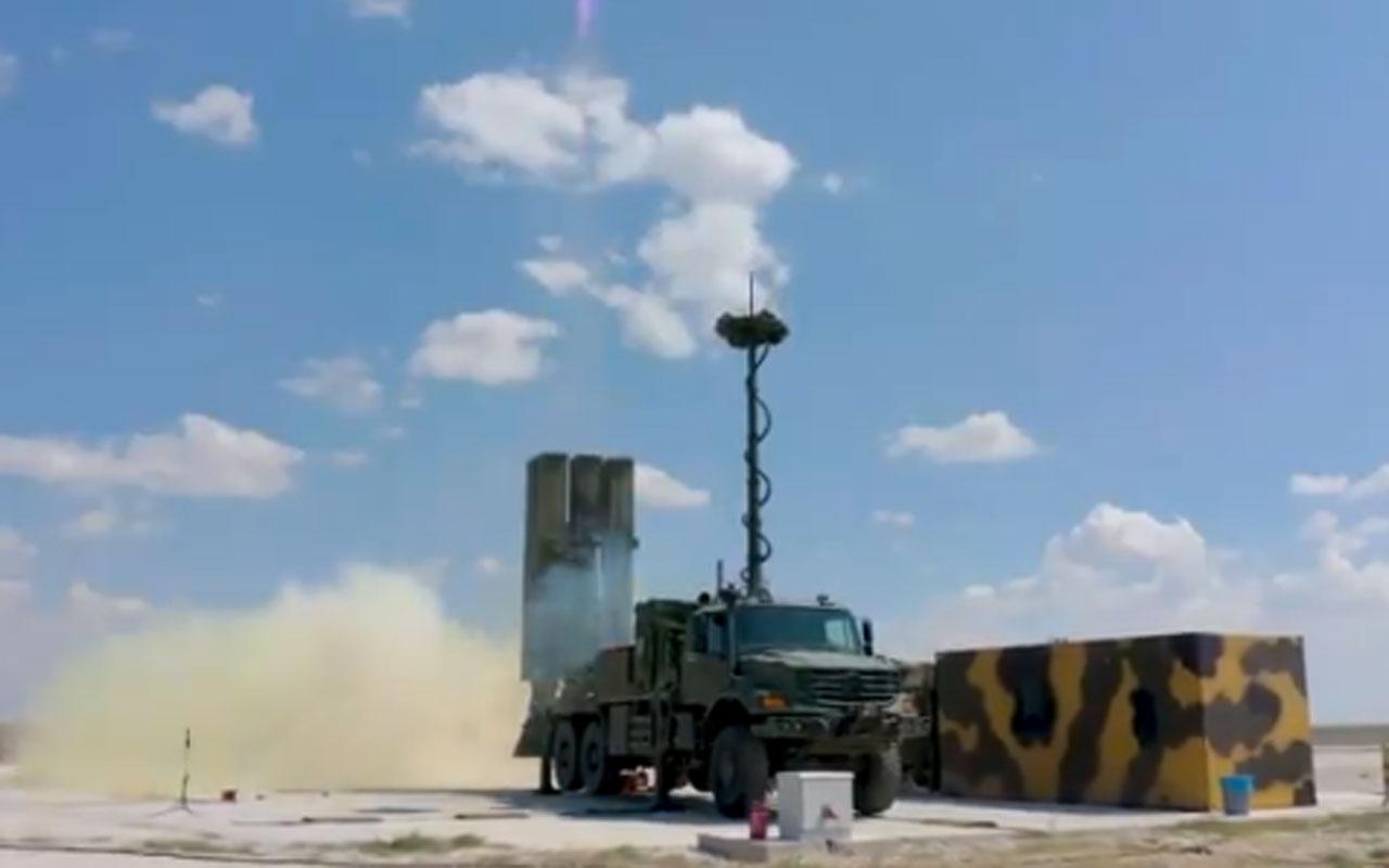 Yerli hava savunma sistemi Hisar füzesinde iki müjde! İsmail Demir duyurdu
