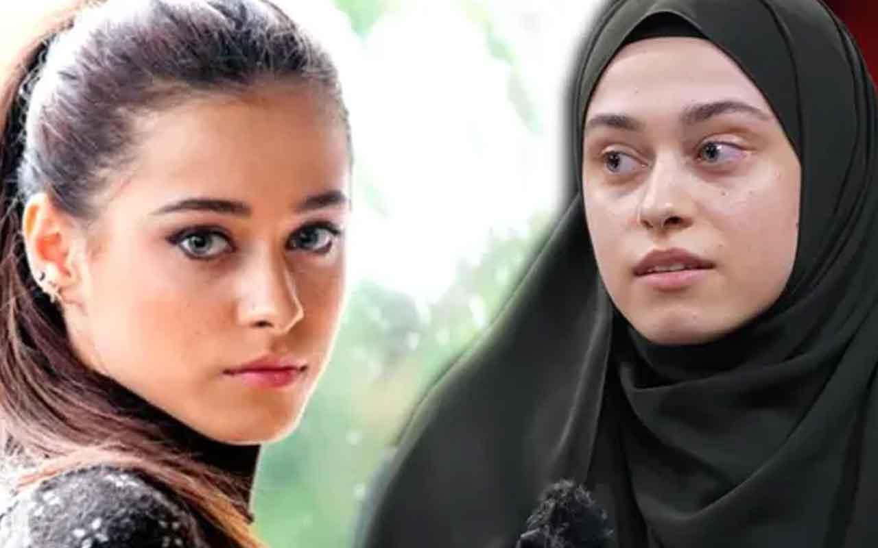 Kurtlar Vadisi Çakır'ın kızı Büşra Ayaydın tesettüre nasıl girdiğini anlattı
