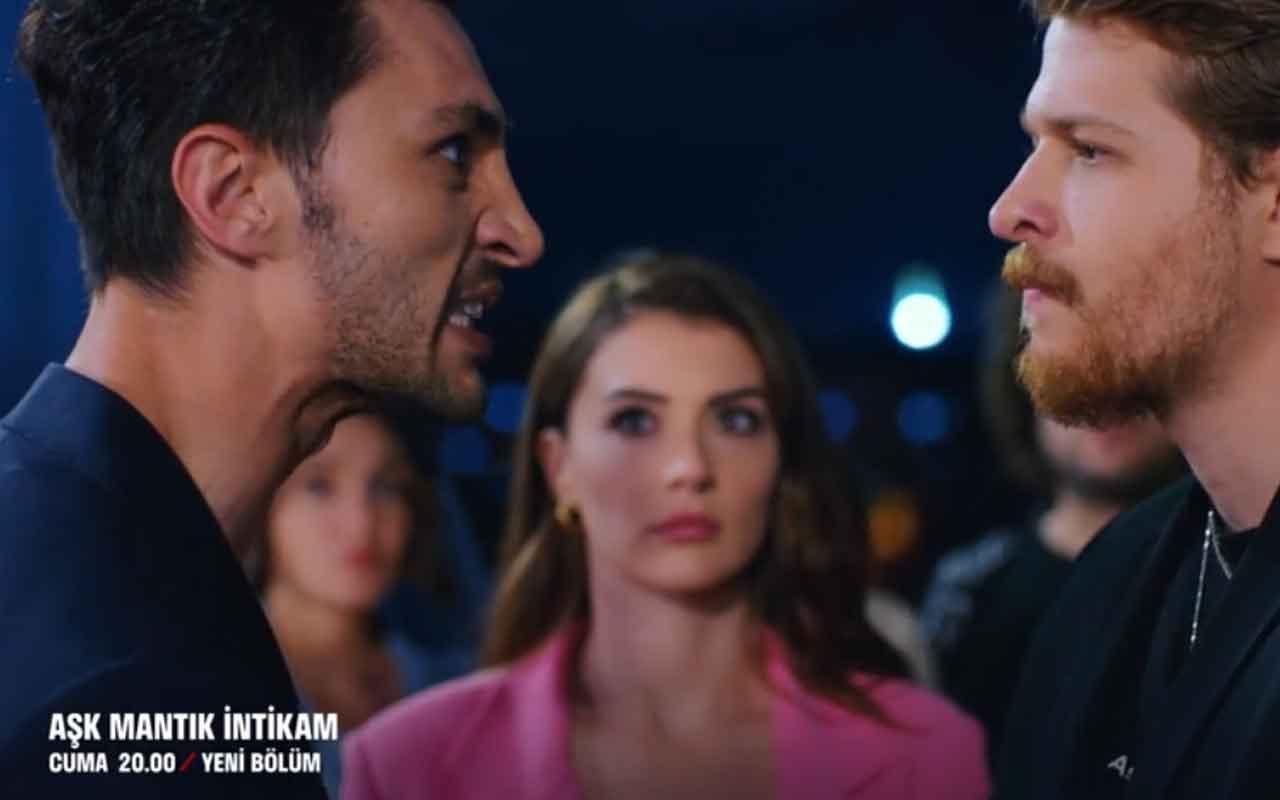 Fox Tv Aşk Mantık İntikam 12. bölümü En Çok İzlenen Dizi Oldu