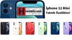 iPhone 12 Mini 64 GB Özellikleri